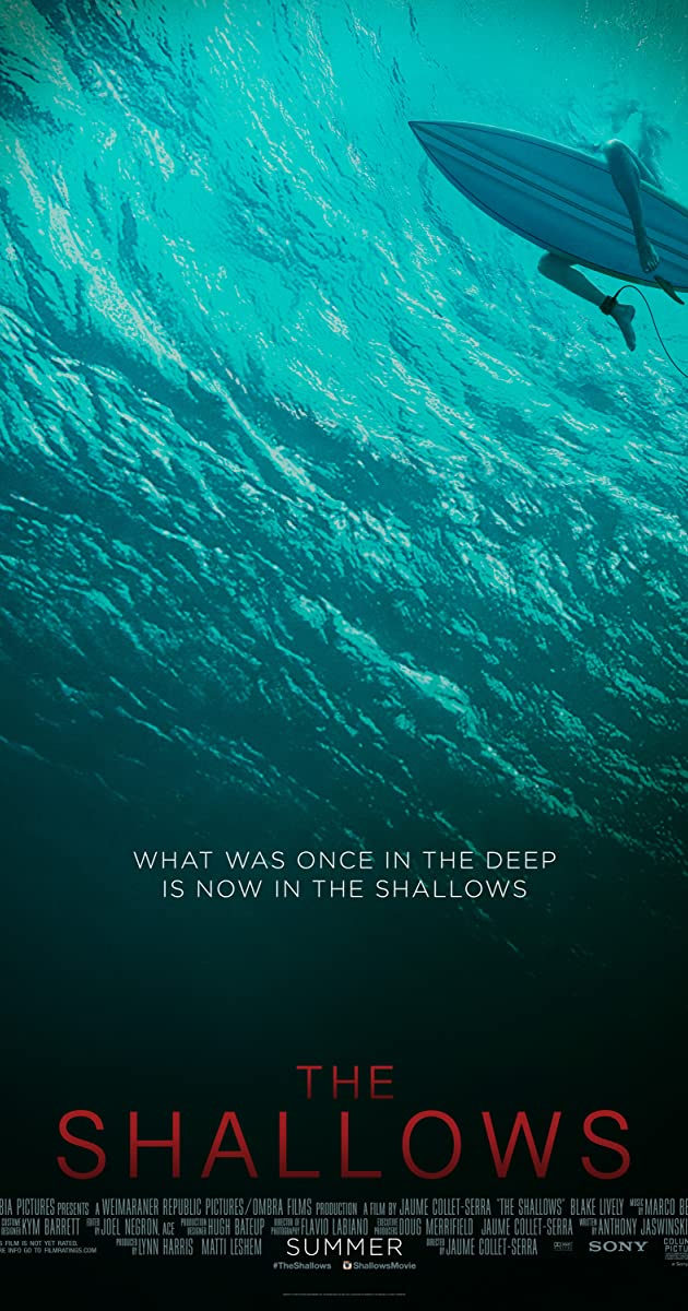 فيلم In the Deep 2016
