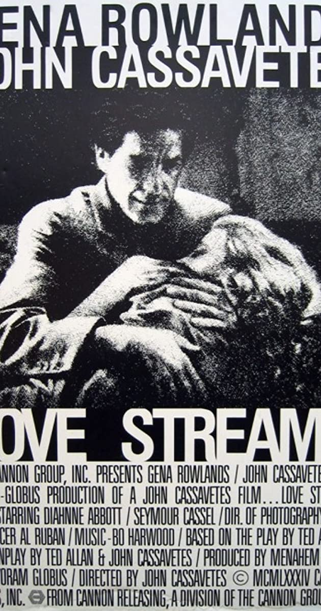 فيلم Love Streams 1984