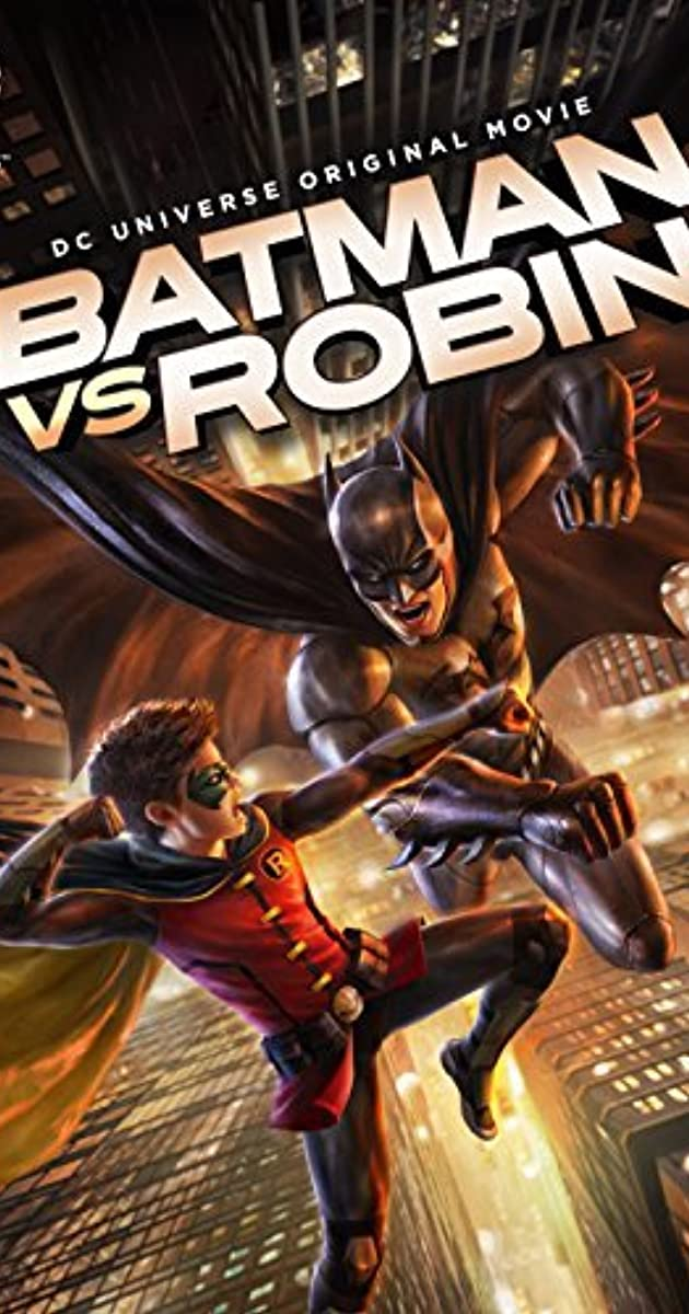 فيلم Batman vs. Robin 2015