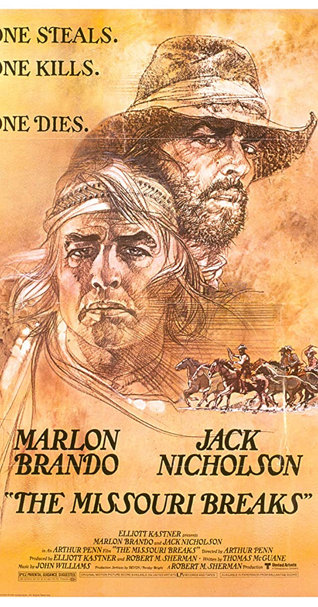 فيلم The Missouri Breaks 1976