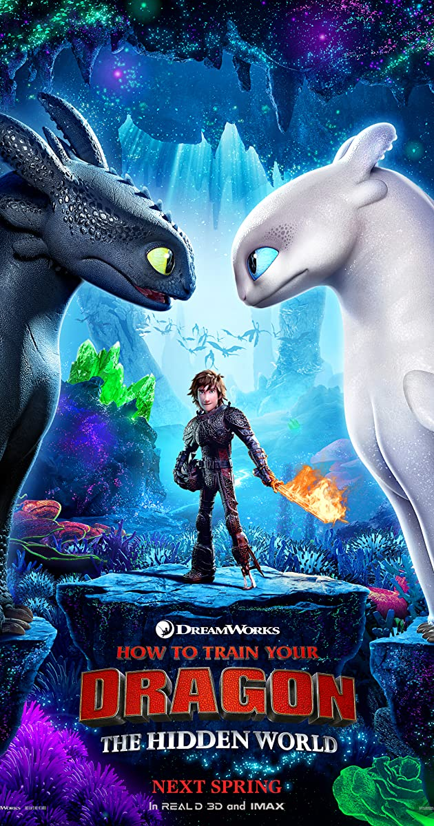فيلم How to Train Your Dragon: The Hidden World 2019