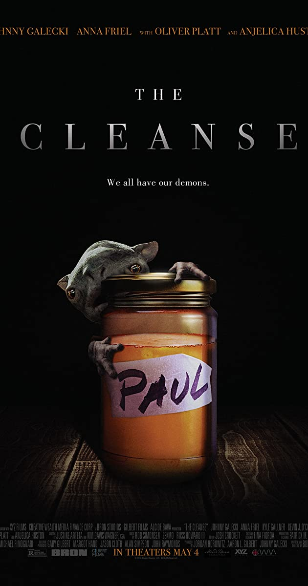 فيلم The Cleanse 2016