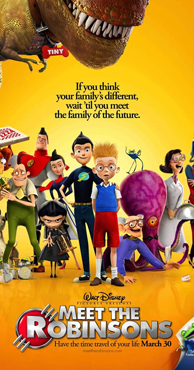 فيلم Meet the Robinsons 2007