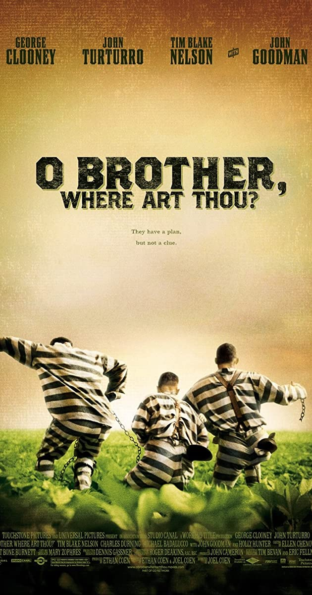 فيلم O Brother, Where Art Thou 2000