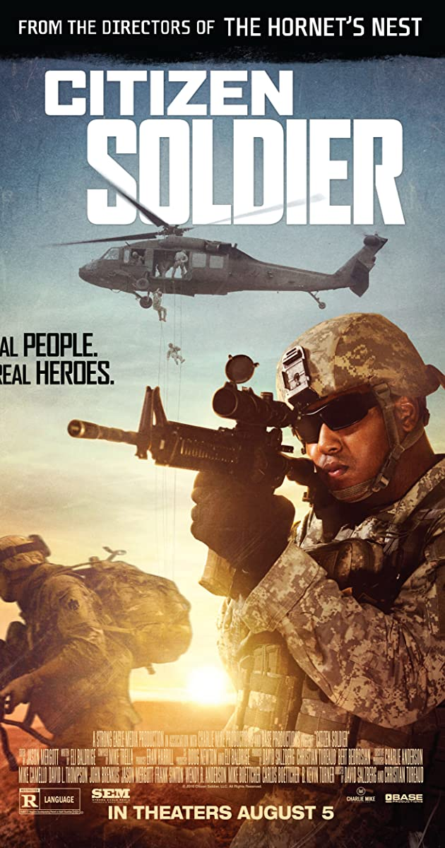 فيلم Citizen Soldier 2016