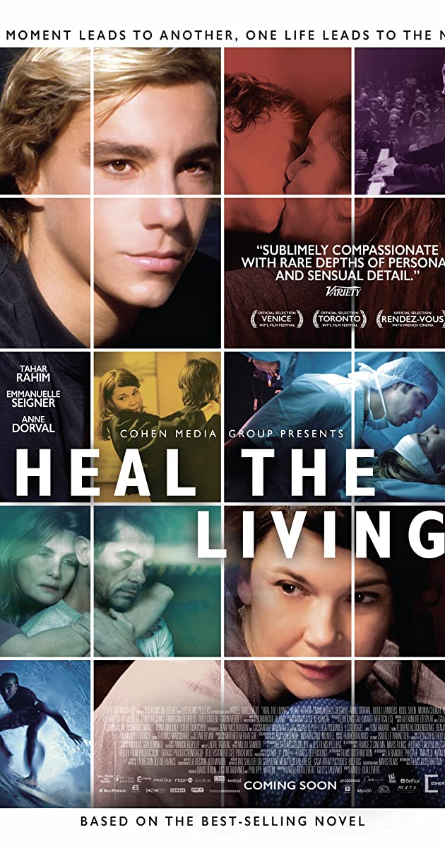فيلم Heal the Living 2016