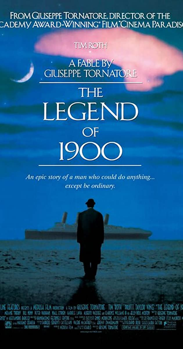 فيلم The Legend of 1900 1998