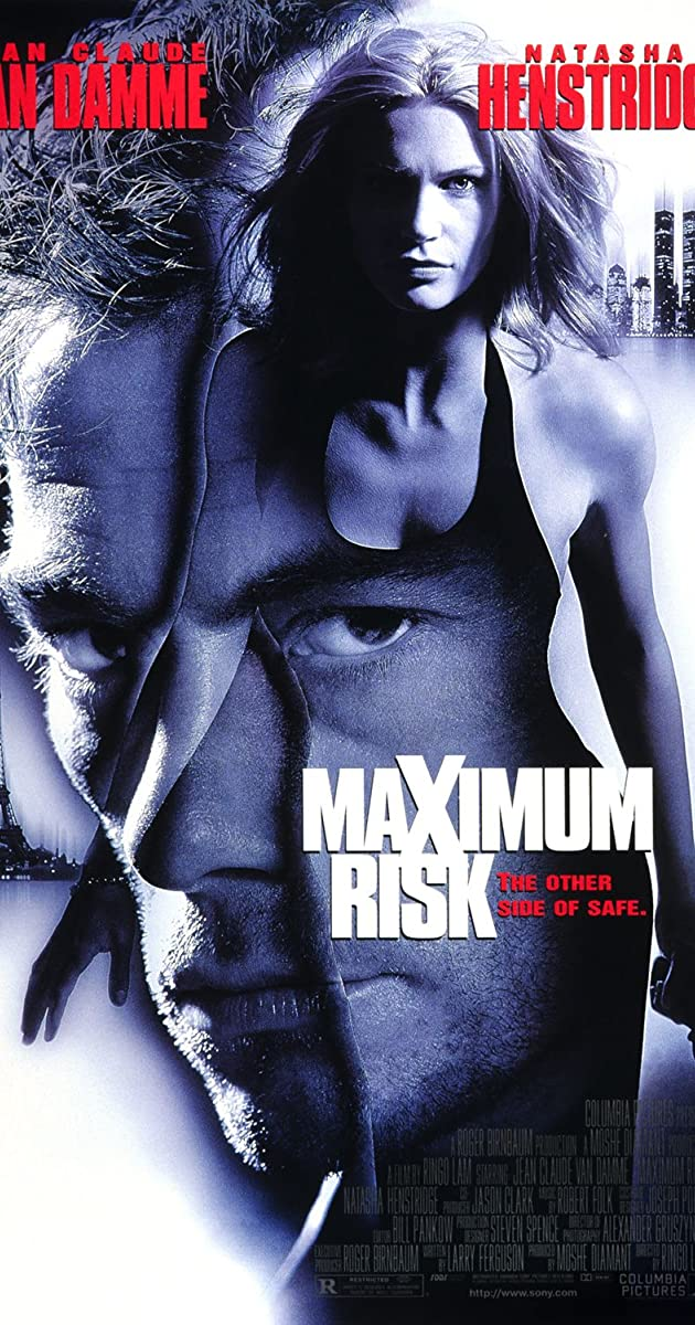 فيلم Maximum Risk 1996