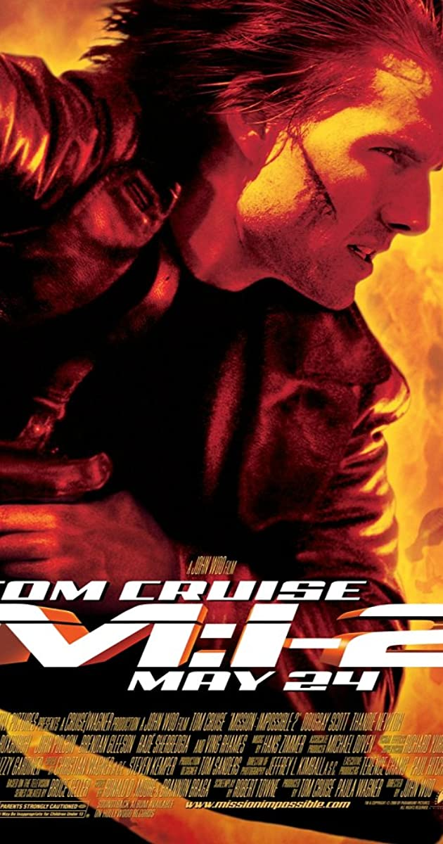 فيلم Mission Impossible II 2000
