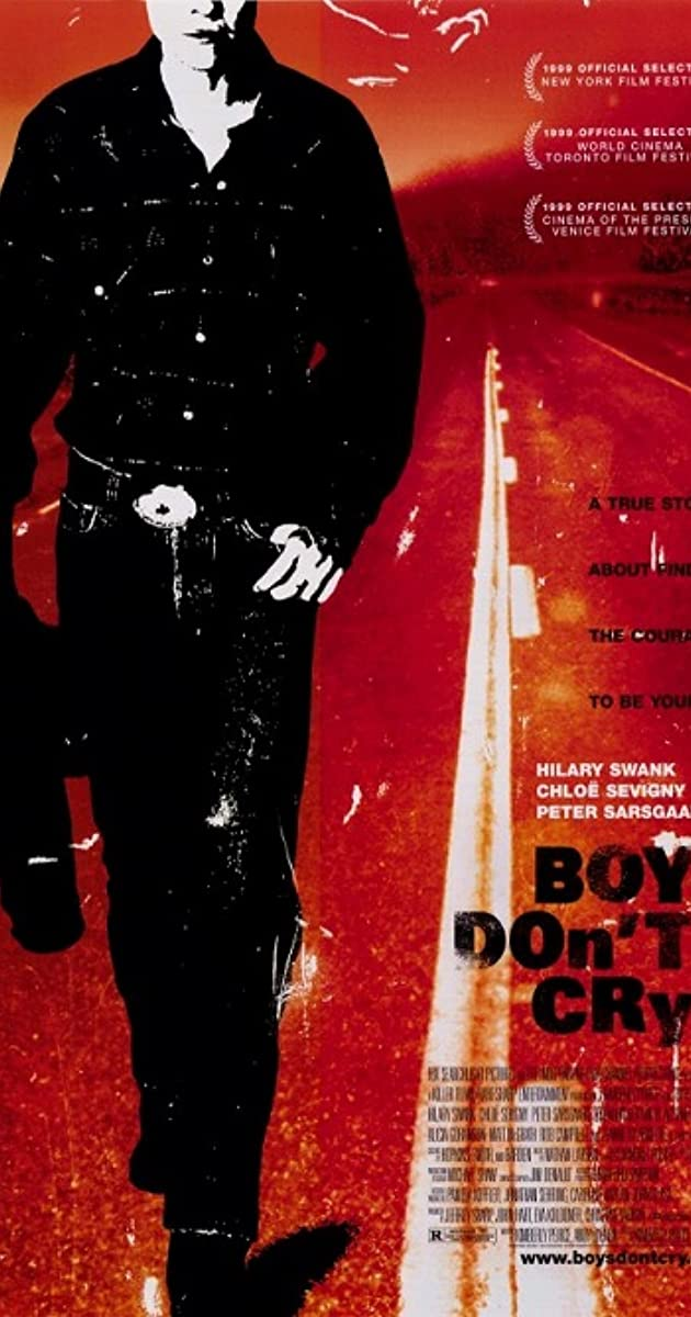 فيلم Boys Don't Cry 1999
