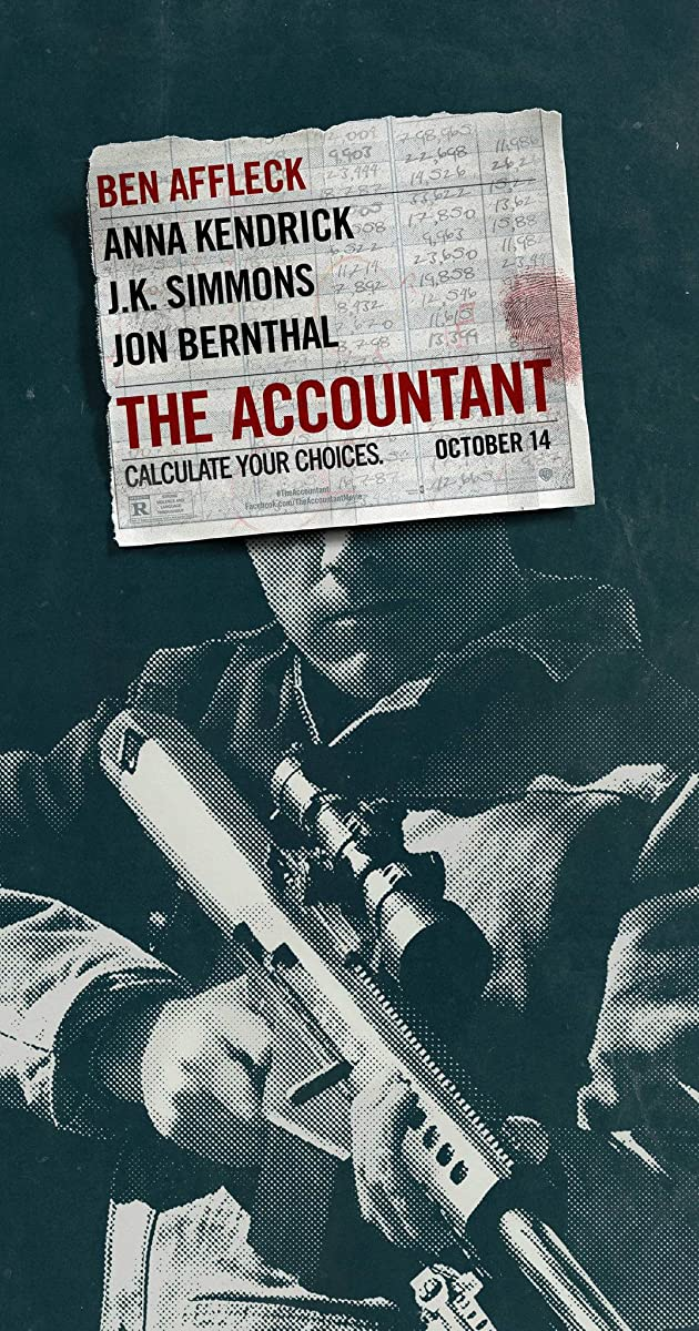 فيلم The Accountant 2016