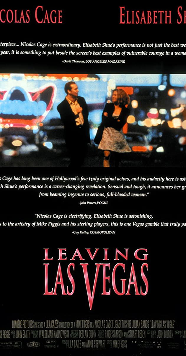 فيلم Leaving Las Vegas 1995
