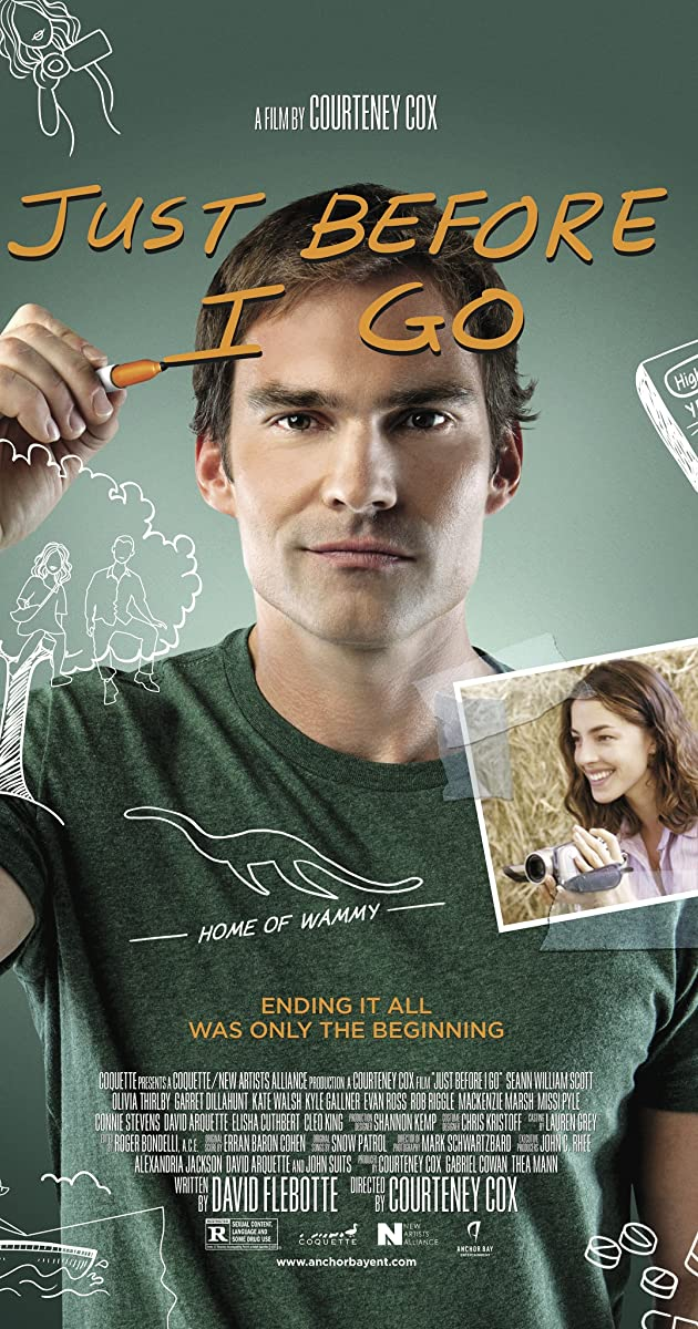 فيلم Just Before I Go 2014
