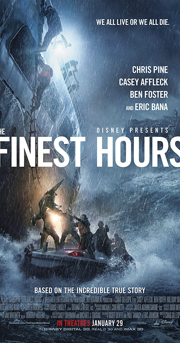 فيلم The Finest Hours 2016