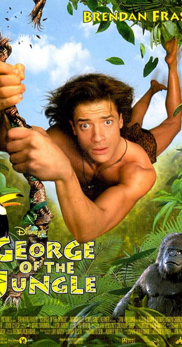 فيلم George of the Jungle 1997