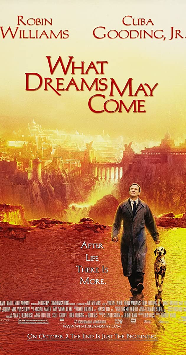 فيلم What Dreams May Come 1998