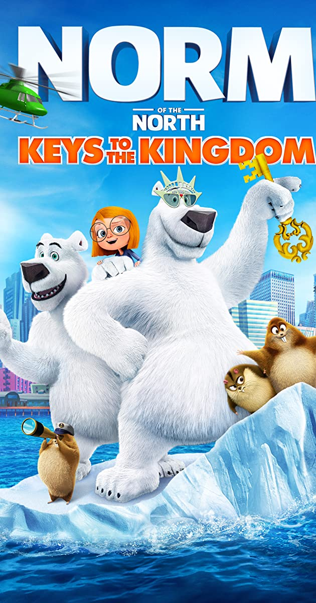 فيلم Norm of the North Keys to the Kingdom 2018