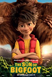 فيلم The Son of Bigfoot 2017 مترجم