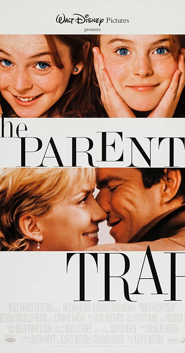فيلم The Parent Trap 1998