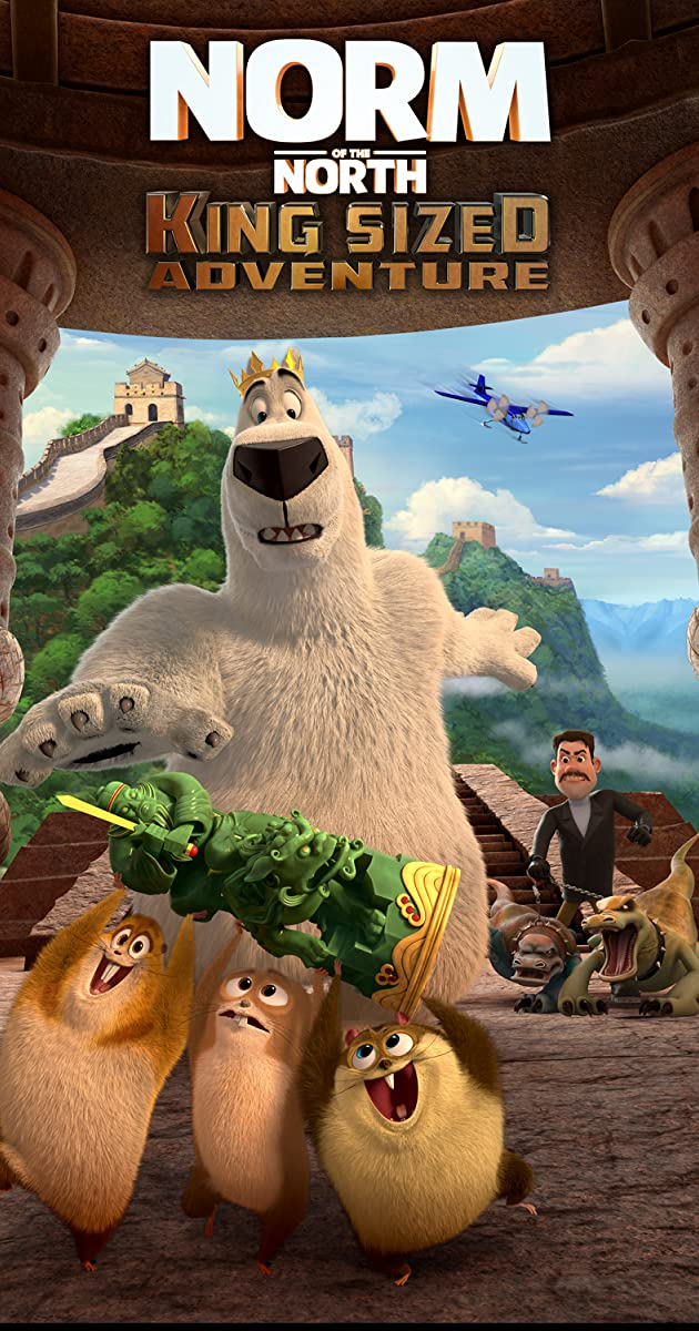 فيلم Norm of the North: King Sized Adventure 2019