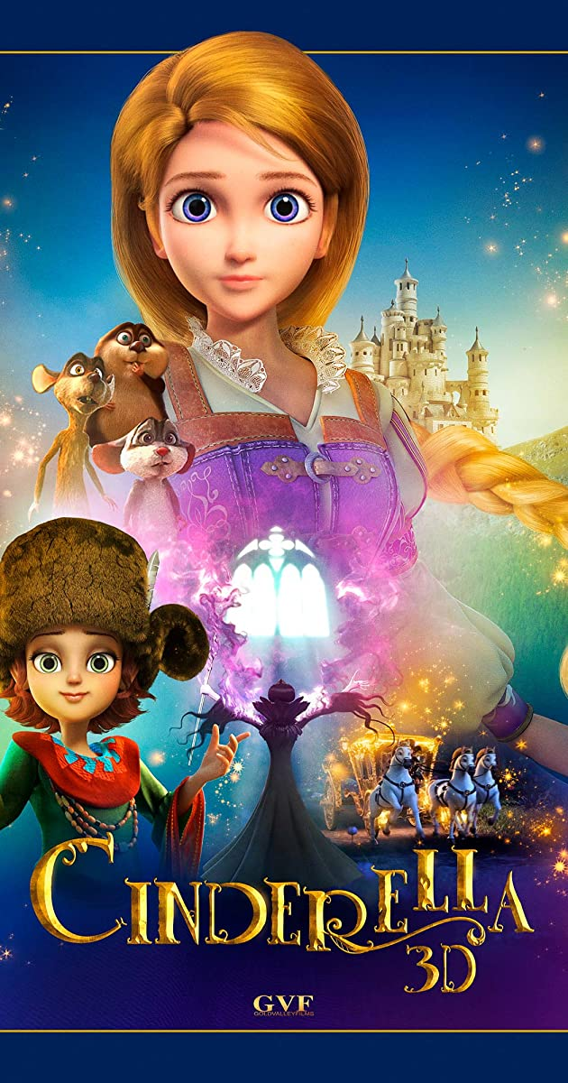 فيلم Cinderella and the Secret Prince 2018