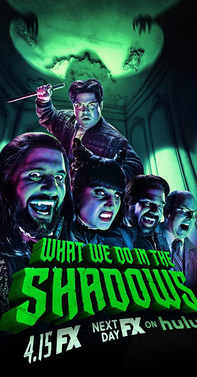 فيلم What We Do in the Shadows 2014