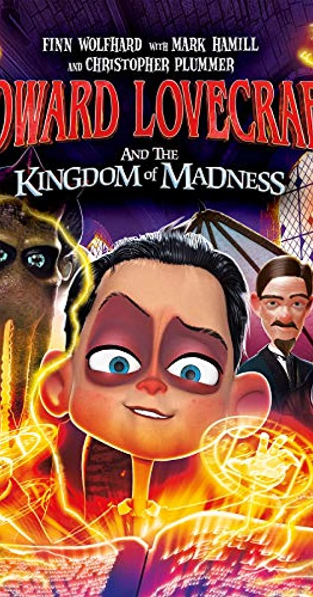 فيلم Howard Lovecraft and the Kingdom of Madness 2018
