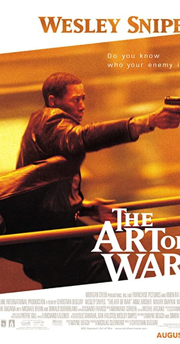 فيلم The Art of War 2000