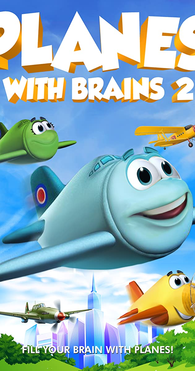 فيلم Planes with Brains 2018