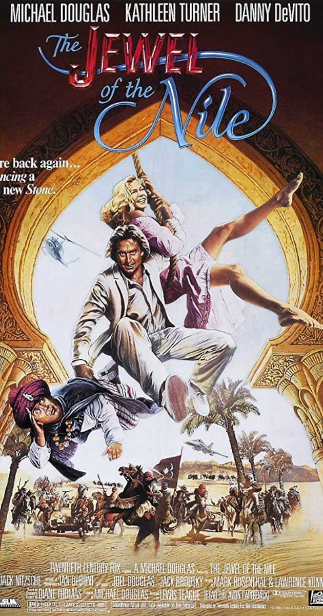 فيلم The Jewel of the Nile 1985
