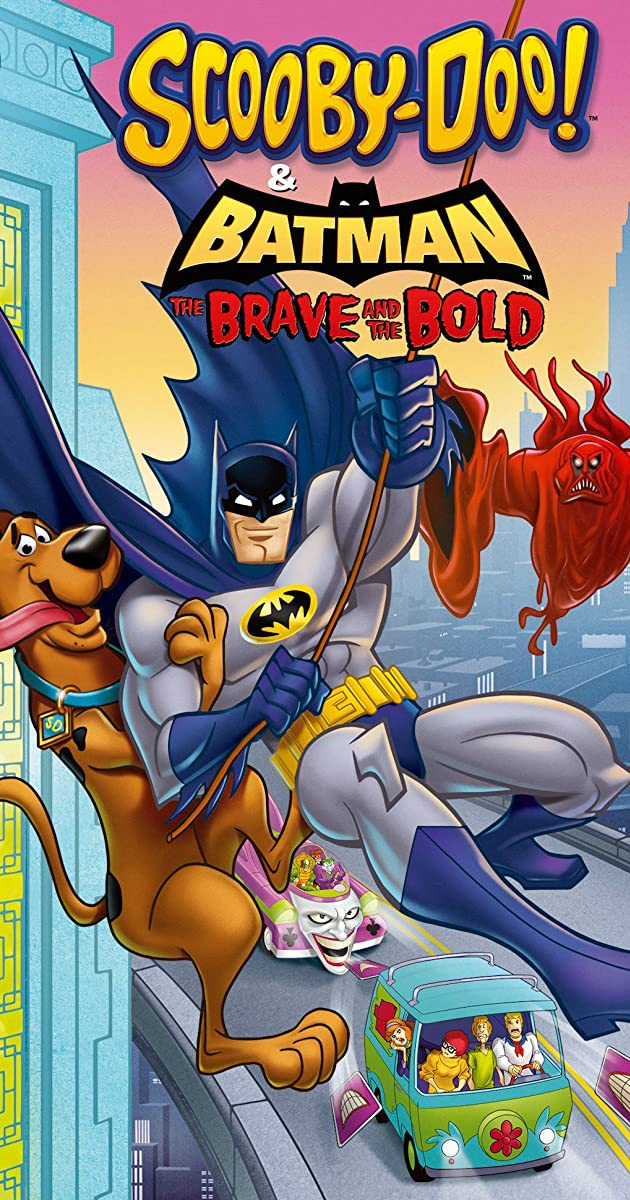 فيلم Scooby-Doo & Batman: the Brave and the Bold 2018