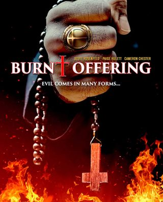 فيلم Burnt Offering 2018 مترجم