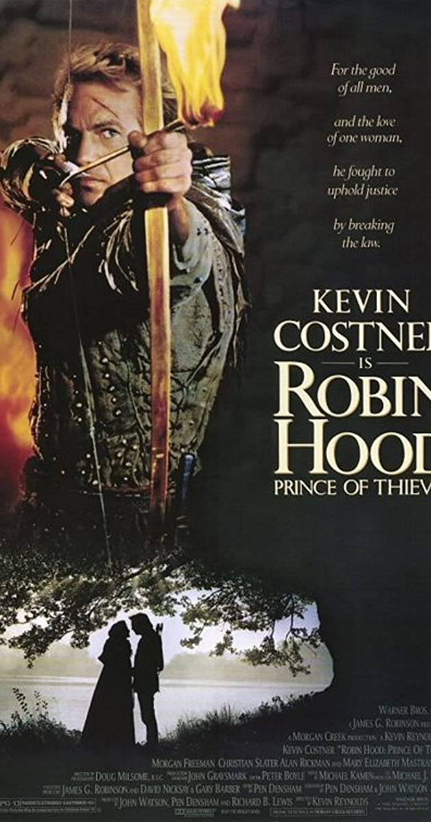 فيلم Robin Hood- Prince of Thieves 1991