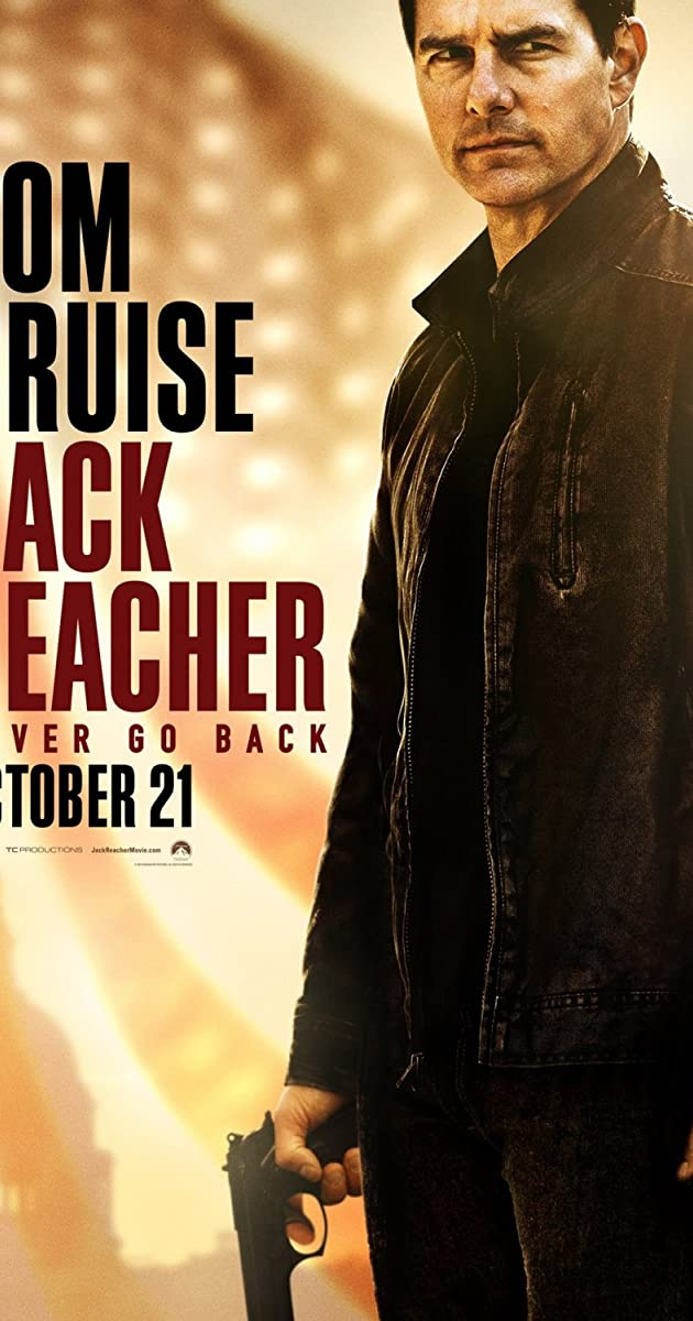 فيلم Jack Reacher: Never Go Back 2016