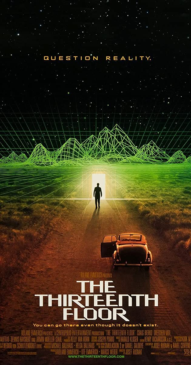 فيلم The Thirteenth Floor 1999