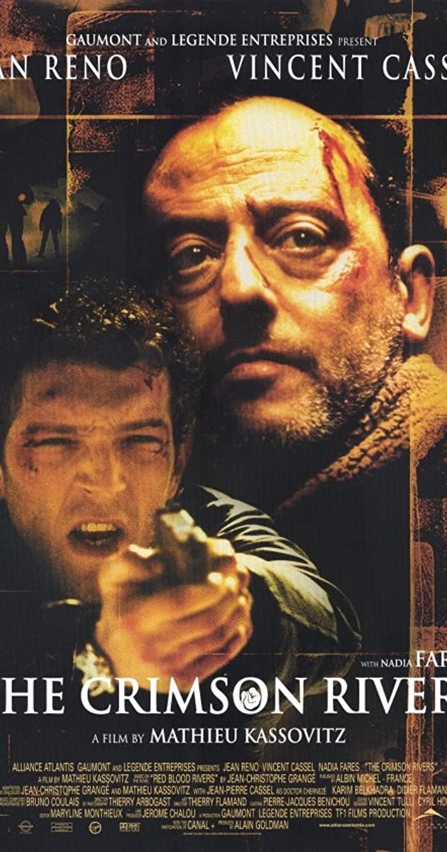 فيلم The Crimson Rivers 2000