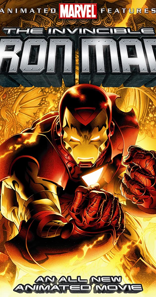 فيلم The Invincible Iron Man 2007