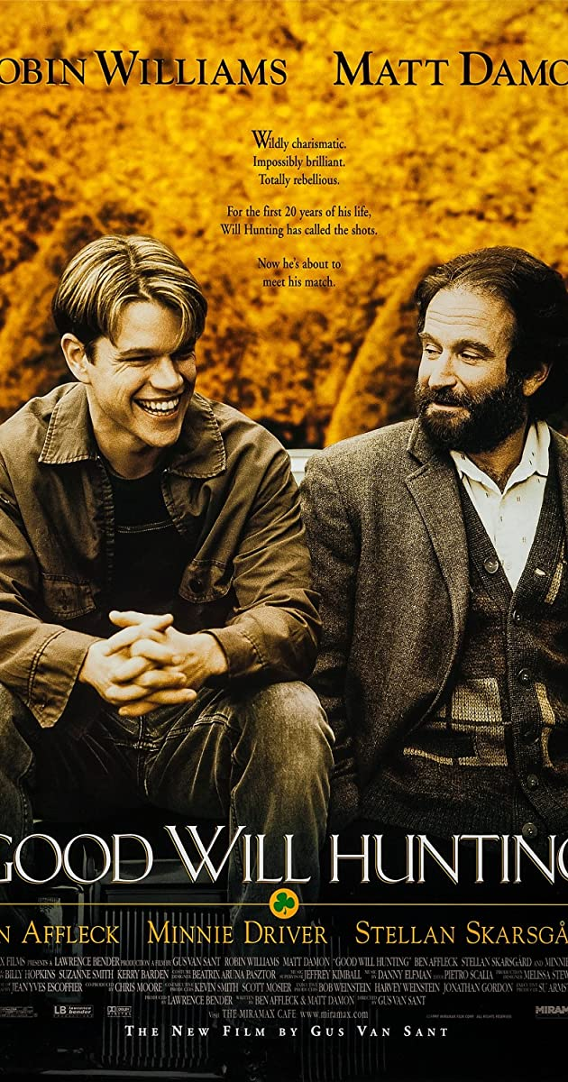فيلم Good Will Hunting 1997