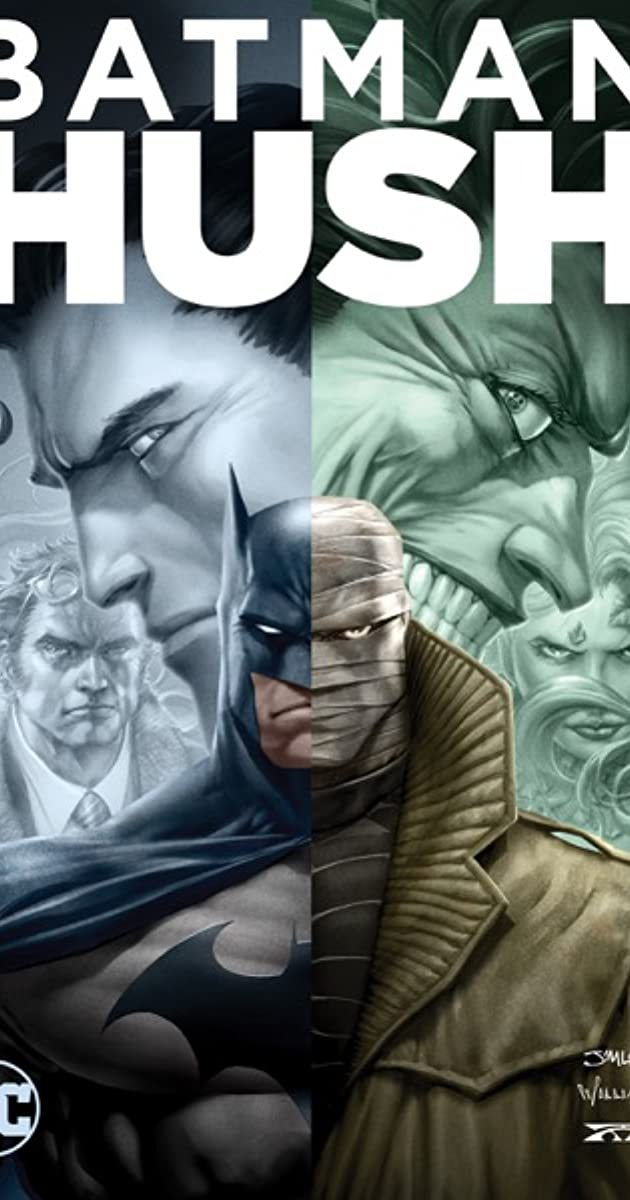فيلم Batman: Hush 2019