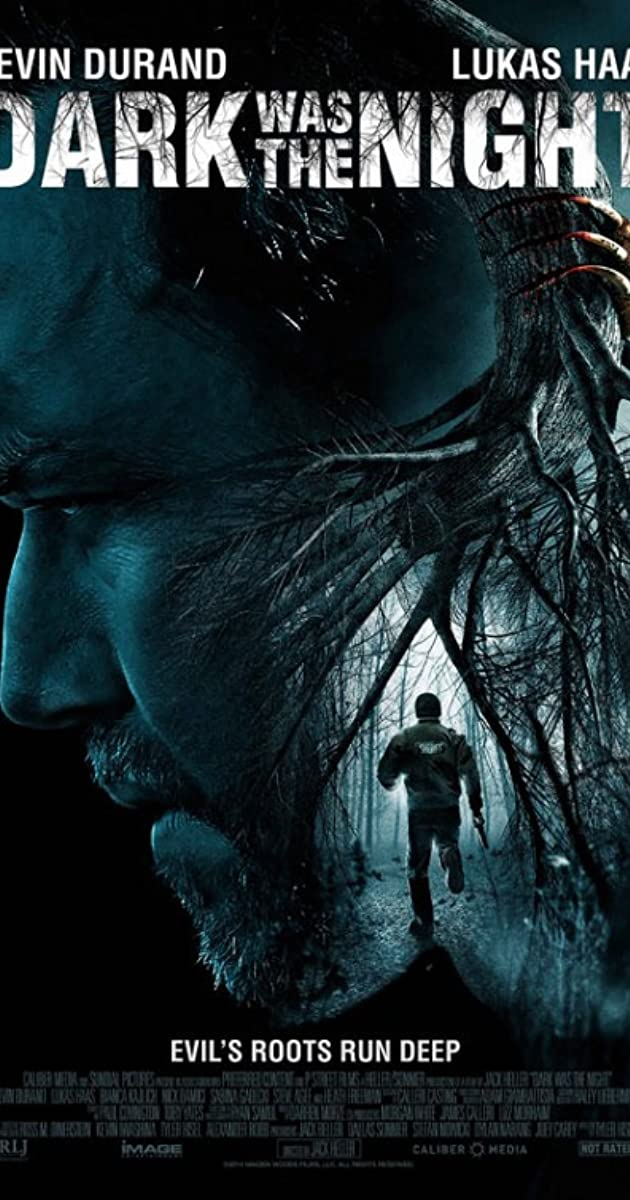 فيلم Dark Was the Night 2014