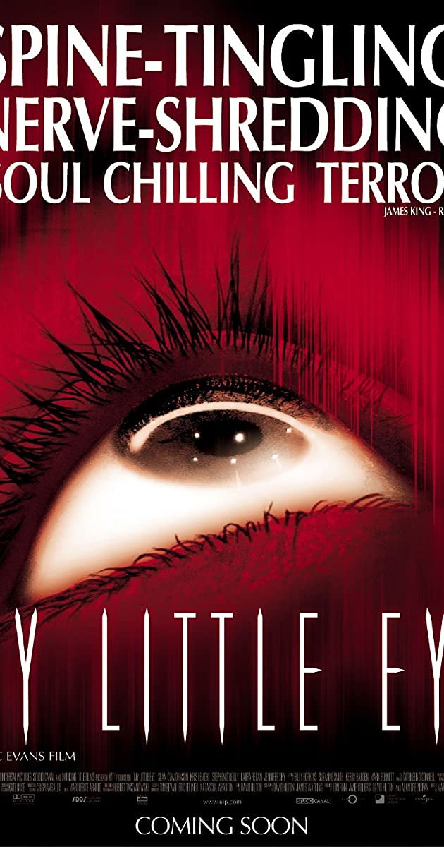 فيلم My Little Eye 2002