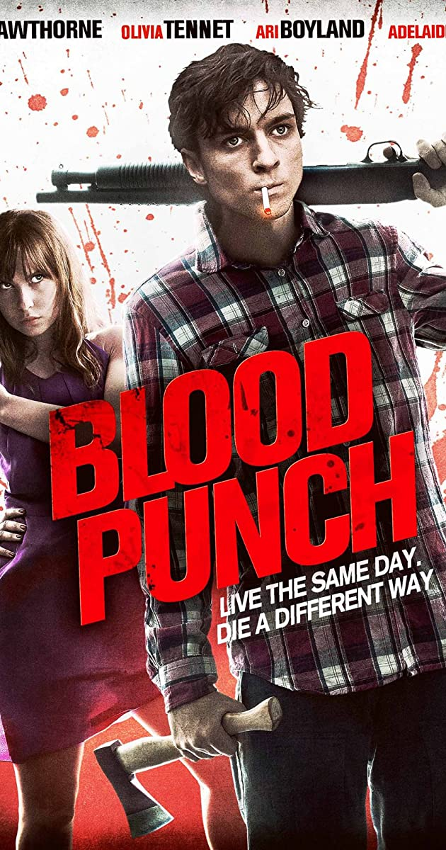فيلم Blood Punch 2014