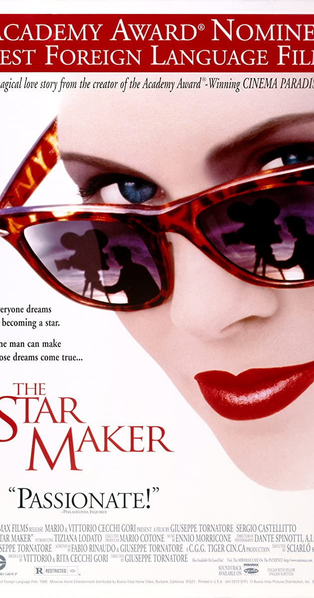 فيلم The Star Maker 1995
