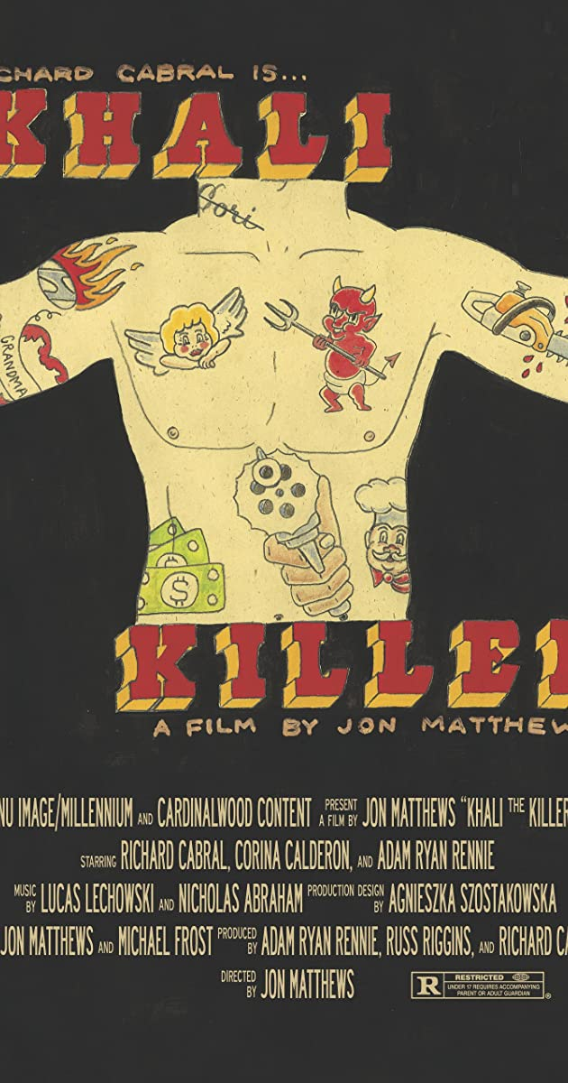 فيلم Khali the Killer 2017