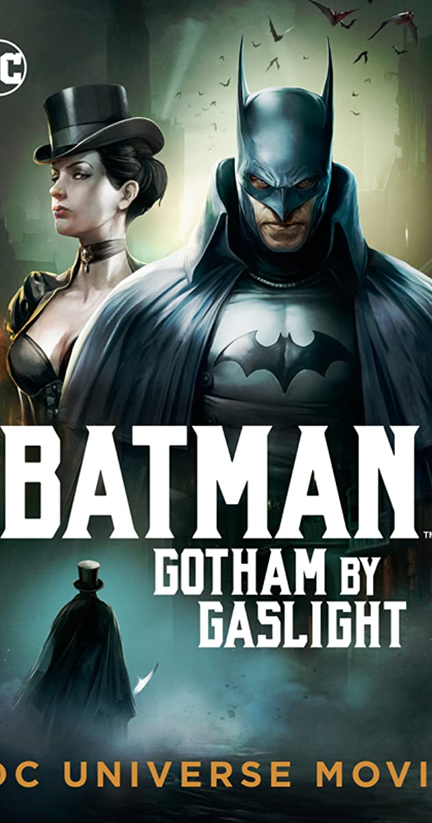 فيلم Batman: Gotham by Gaslight 2018