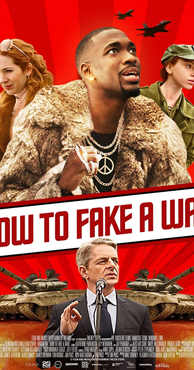 فيلم How To Fake A War 2020