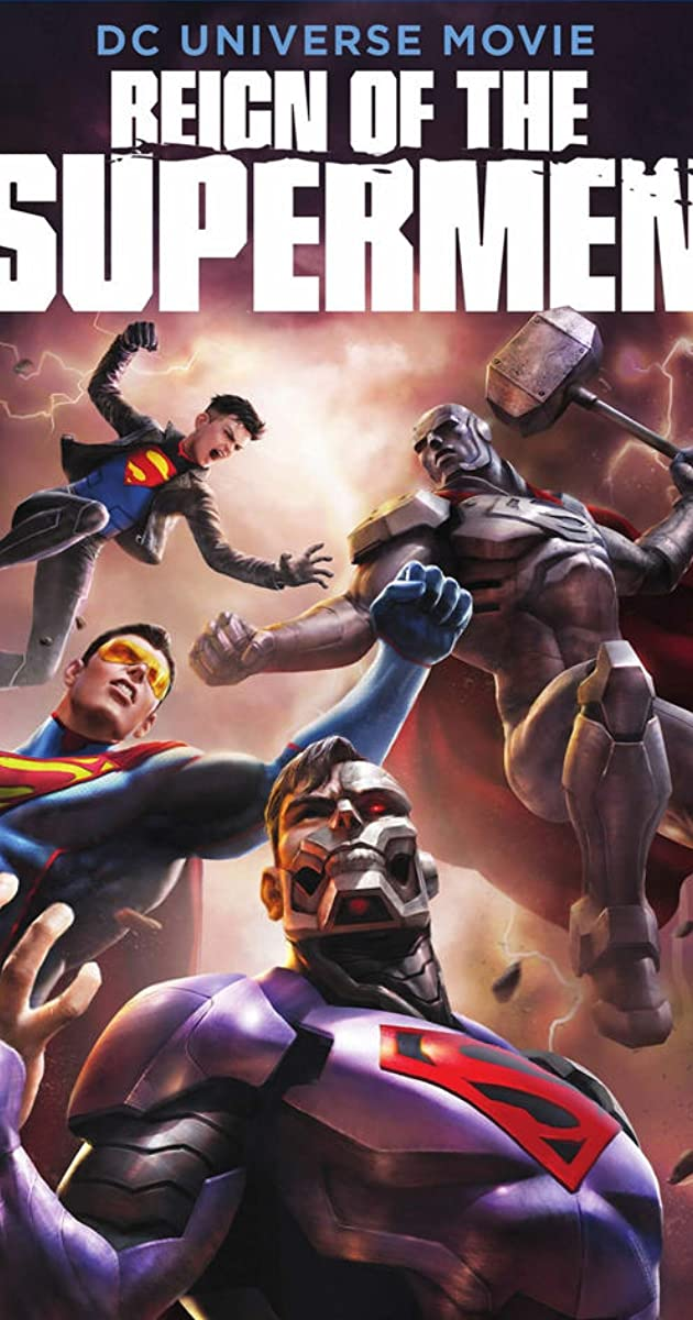 فيلم Reign of the Supermen 2019