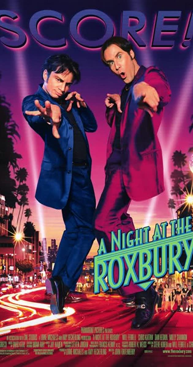 فيلم A Night at the Roxbury 1998