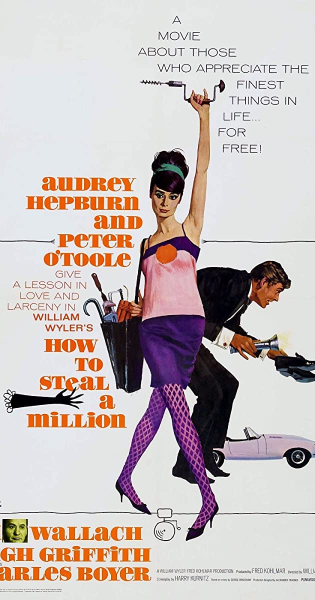 فيلم How to Steal a Million 1996