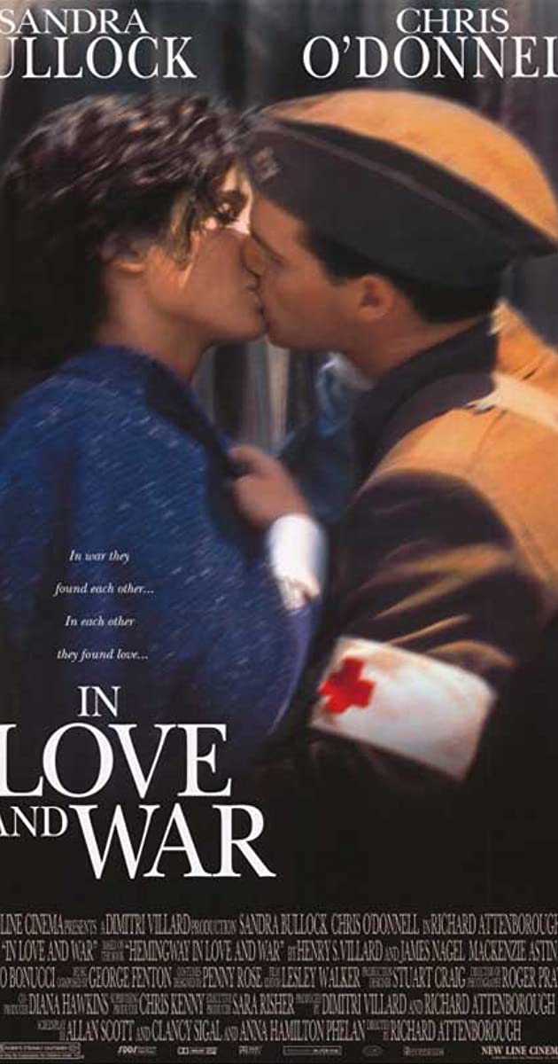 فيلم In Love and War 1996